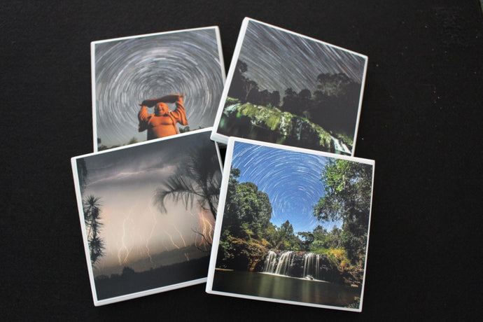 Photography by Rod Evans Visual (Reach for the Stars) - Set of 4