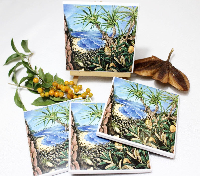 Art by Lee Murphy (Landscape Art) - Set of 4