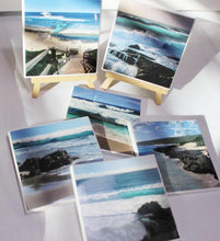 Art by Martin Clarke (Morning Beach) - Set of 6