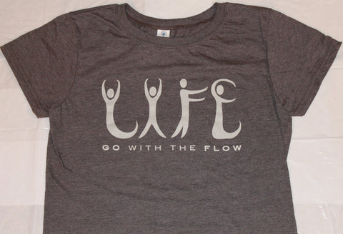 LIFE Go with the Flow Women's T-Shirt