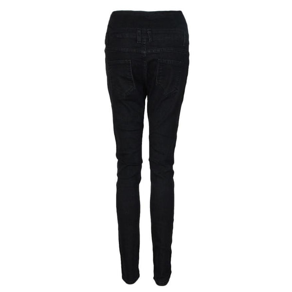 High Waisted Elasticity Jeans Skinny Jeggings
