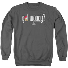Woody Woodpecker - Got Woody Adult Crewneck Sweatshirt