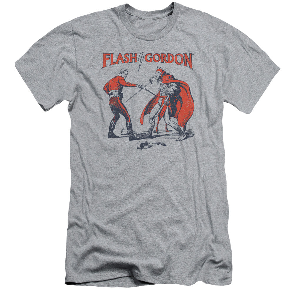 Flash Gordon - Duel Short Sleeve Adult 30/1