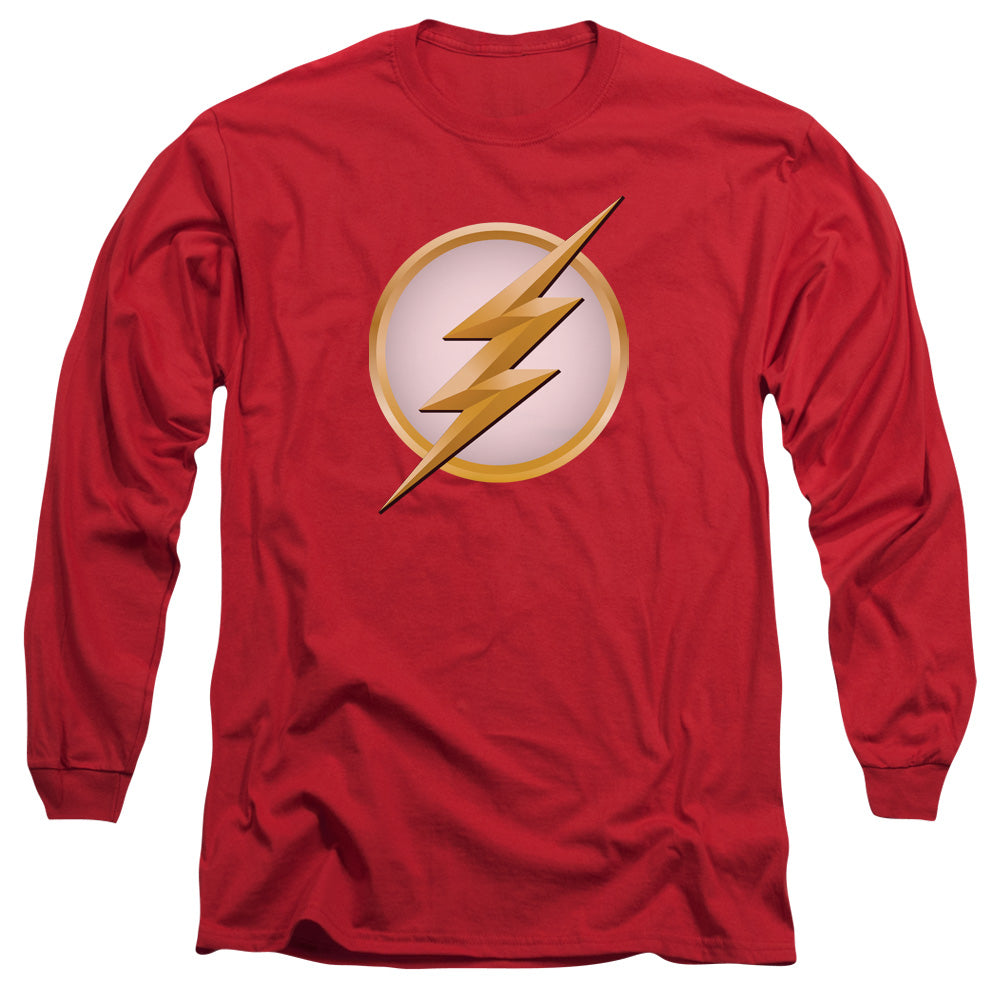 Flash - New Logo Long Sleeve Adult