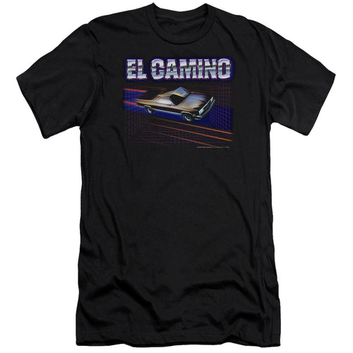 Chevrolet - El Camino 85 Premium Canvas Adult Slim Fit