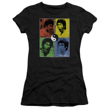 Bruce Lee - Enter Color Block Premium Bella Junior Sheer Jersey