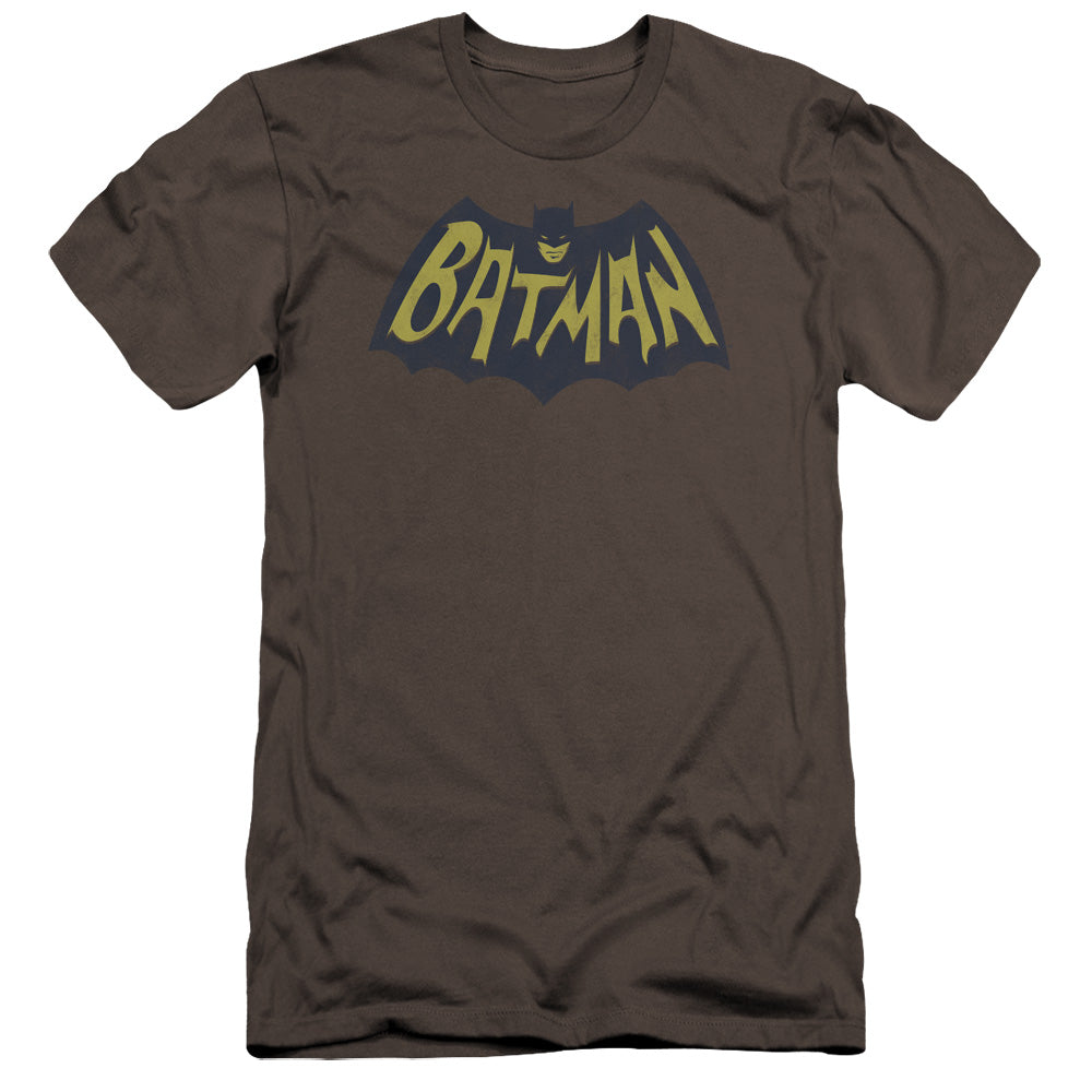 Batman - Show Bat Logo Premium Canvas Adult Slim Fit