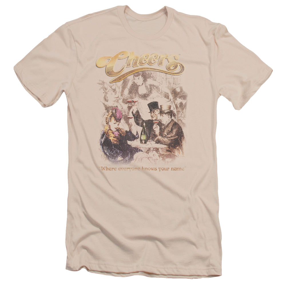 Cheers - Here Here Short Sleeve Adult 30/1