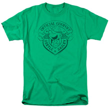 Beetle Bailey - Official Badge Short Sleeve Adult 18/1