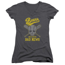 Bad News Bears - Always Bad News Junior V Neck