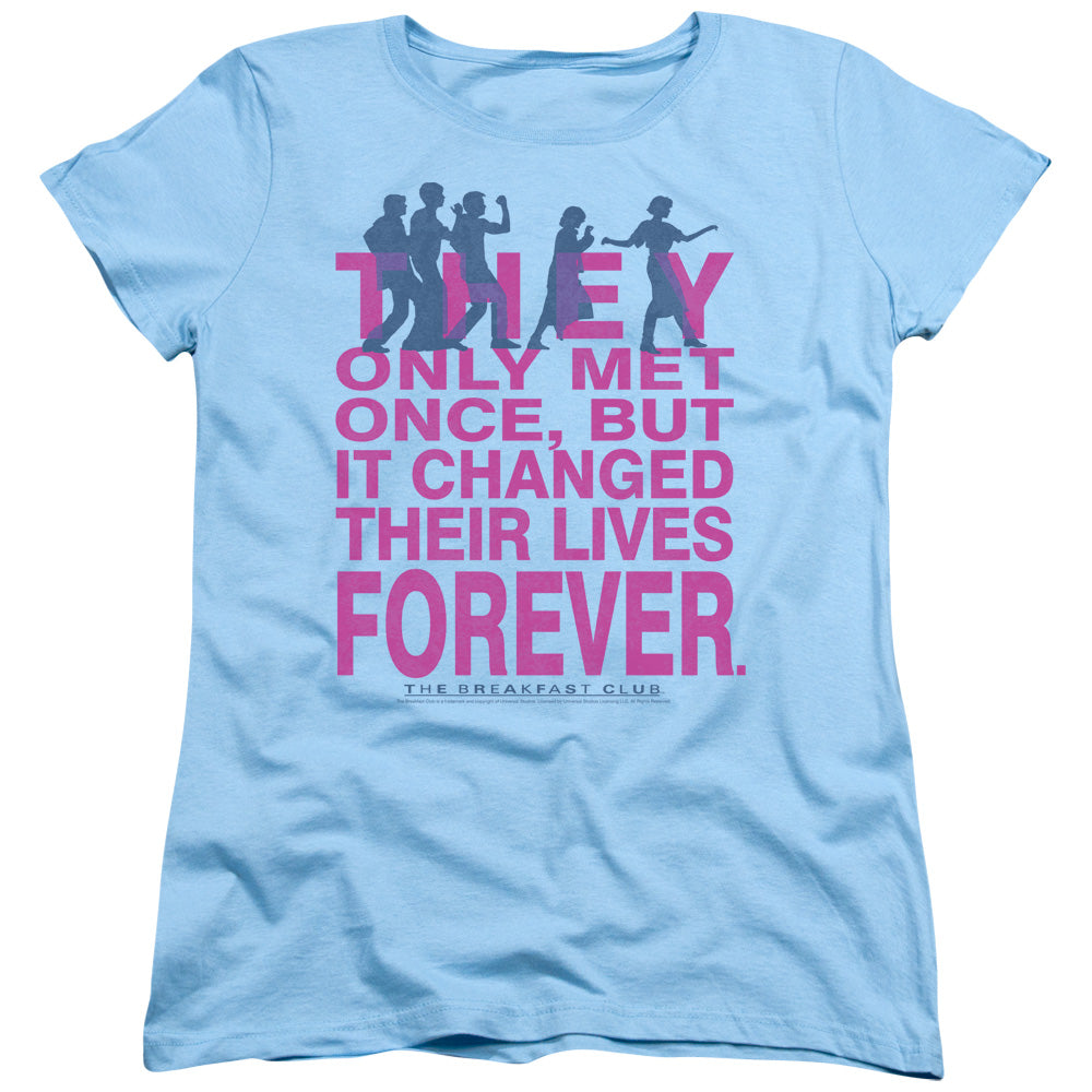 Breakfast Club - Forever Short Sleeve Women's Tee