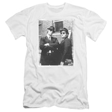 Blues Brothers - Brick Wall Premium Canvas Adult Slim Fit 30/1