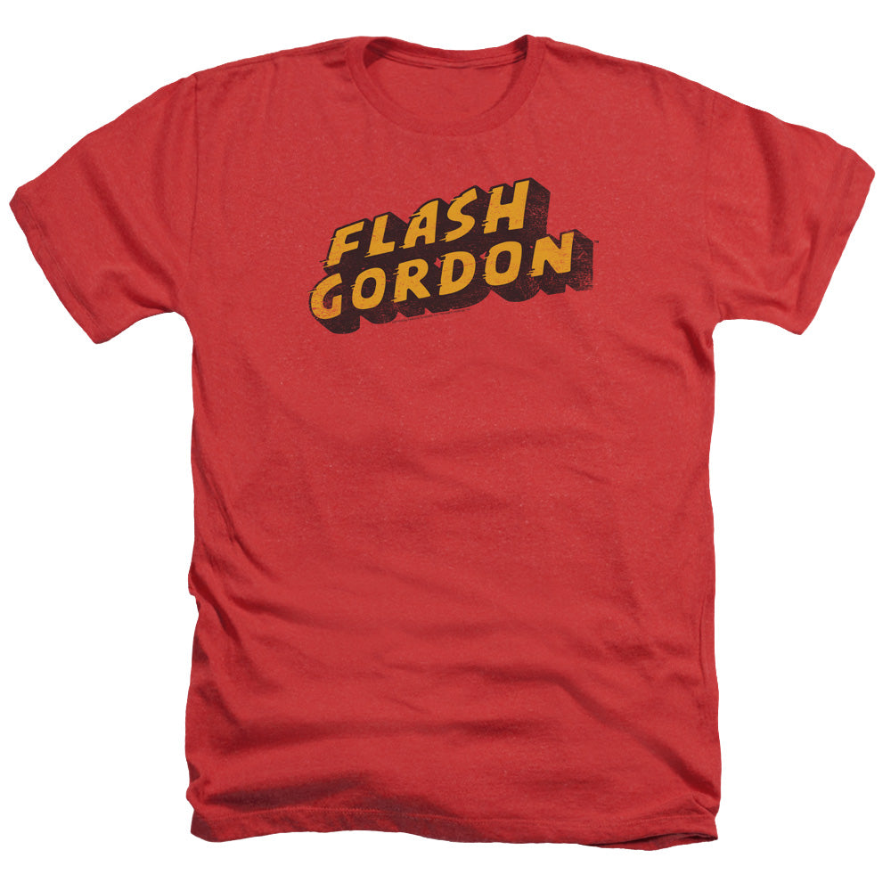 Flash Gordon - Logo Adult Heather