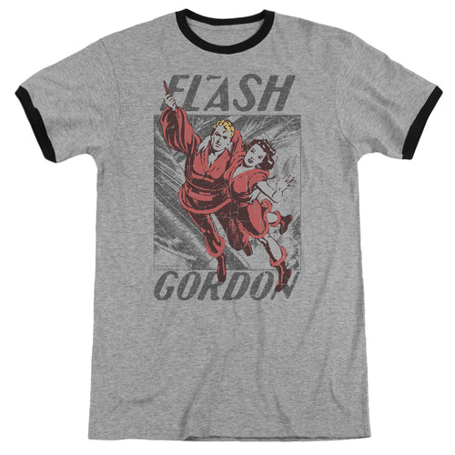 Flash Gordon - To The Rescue Adult Ringer