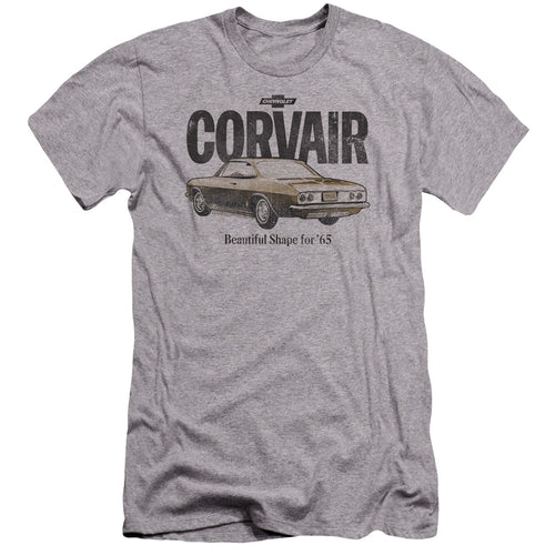Chevrolet - Retro Corvair Premium Canvas Adult Slim Fit