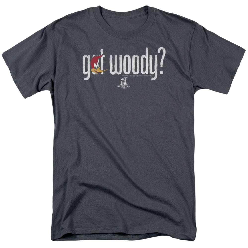 Woody Woodpecker - Got Woody Short Sleeve Adult 18/1