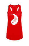 "Best Running Friends 2 ""YANG"" - Racerback Tank"