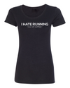 I Hate Running!-out of COFFEE!! Women's Triblend Tee - OnYourMarQ Running Co.