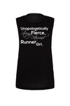 Unapologetically - Muscle Tank - OnYourMarQ Running Co.