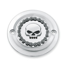Harley SKULL  and  CHAIN TIMER COVER  CHR 25600027