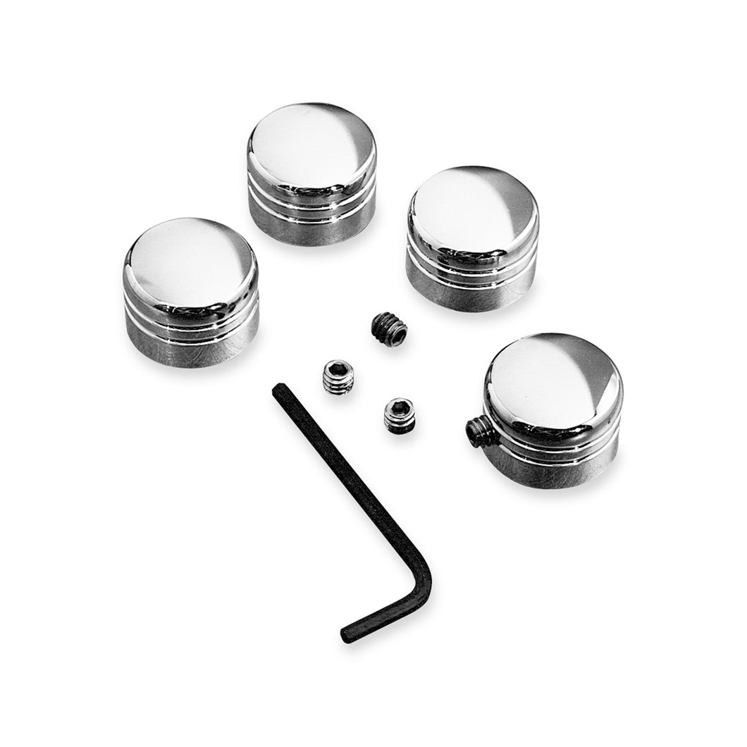 Harley HEAD BOLT COVER SET 43890-93
