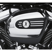 Harley NUMBER ONE SKULL - A/C TRIM 61300657