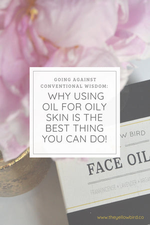 oil for oily skin face oil the yellow bird argan oil