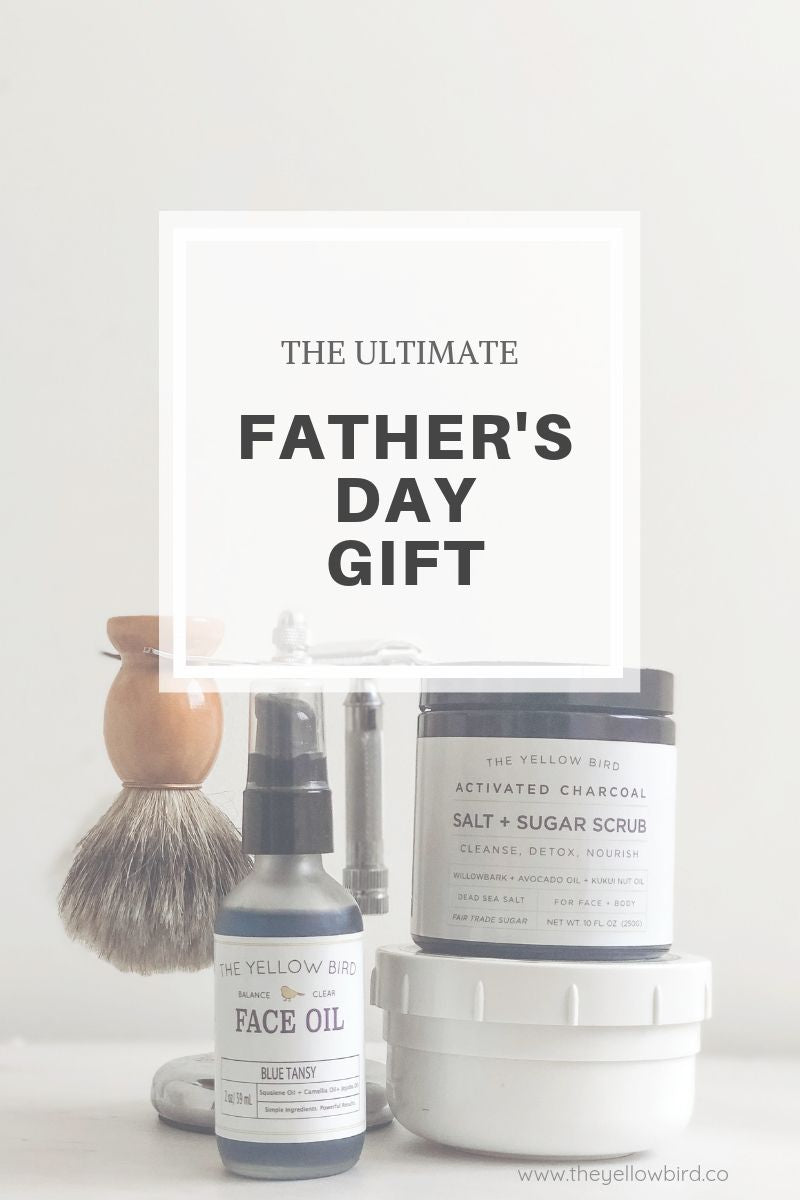 The Yellow Bird Father's Day Gift Idea Ecofriendly Conscious