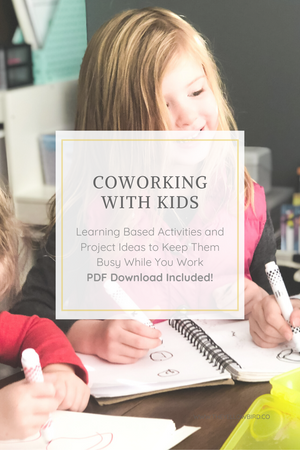 Coworking with Kids