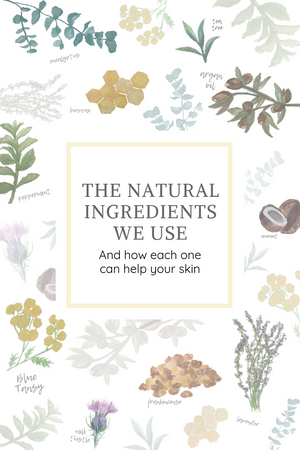 The Natural Ingredients We Use And How They Can Help Your Skin