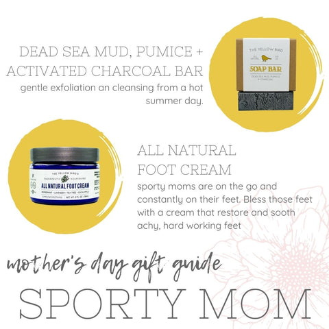 mother's day gift guide sporty mom