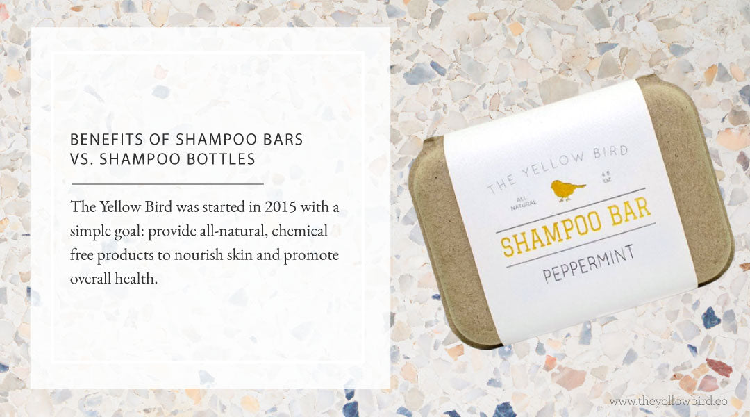Benefits of Shampoo Bars vs Shampoo Bottles