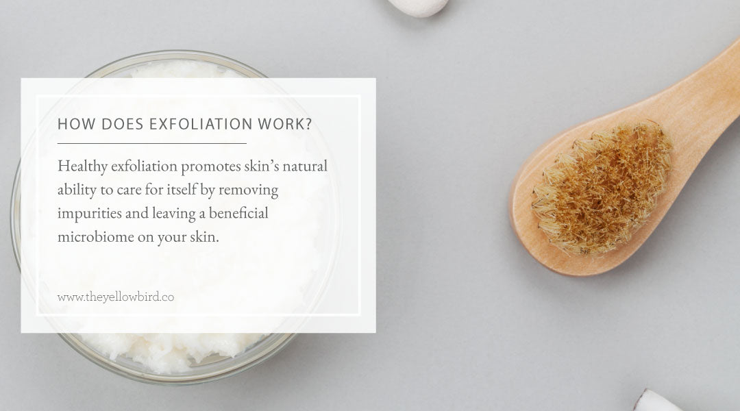 How Does Exfoliation Work