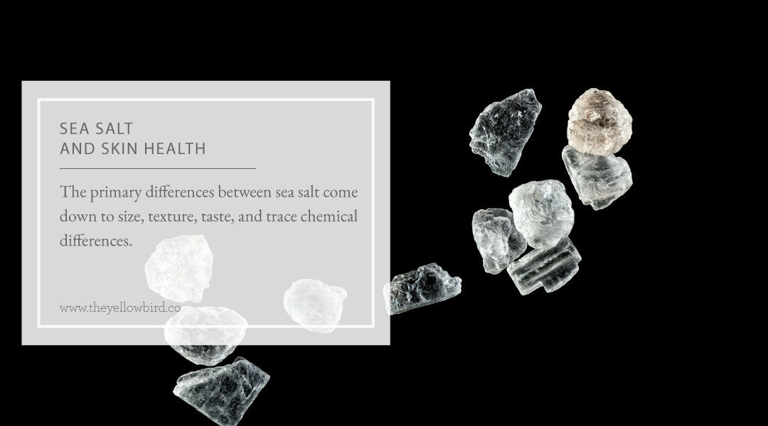 Sea Salt and Skin Health
