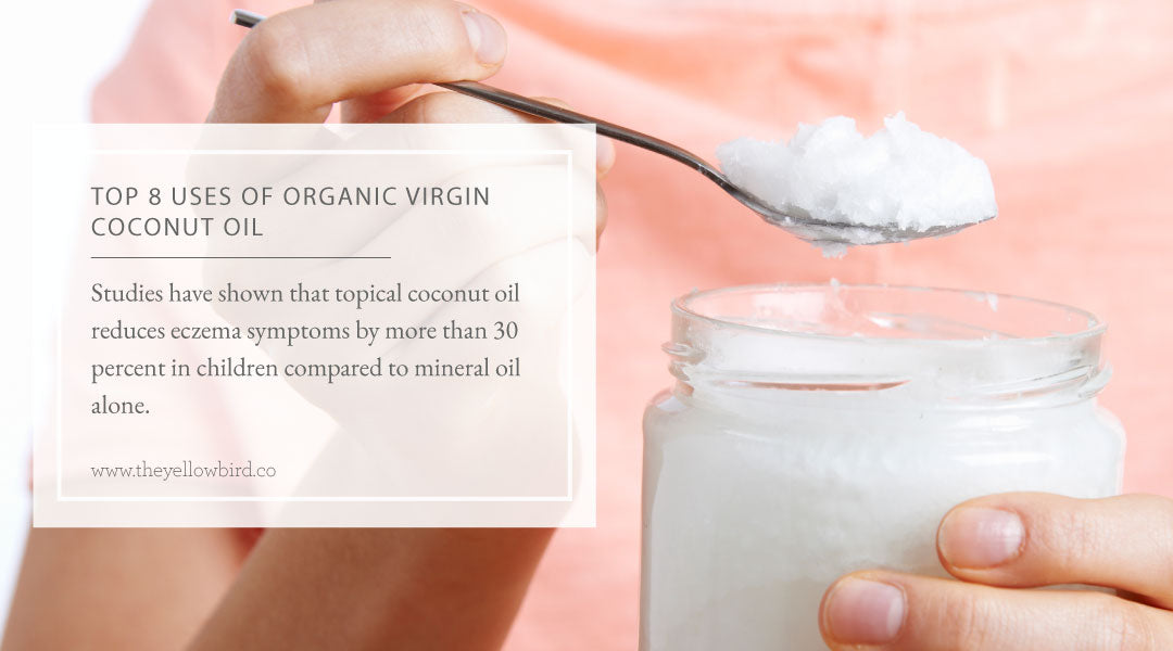Top 10 Uses of Organic Virgin Coconut Oil