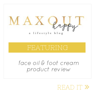 maxout happy product review