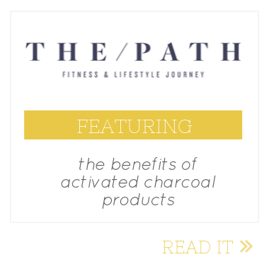the path activated charcoal products