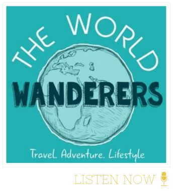 the world wanderers podcast feature