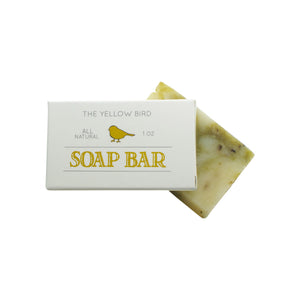 Mini Soap Bar Samples