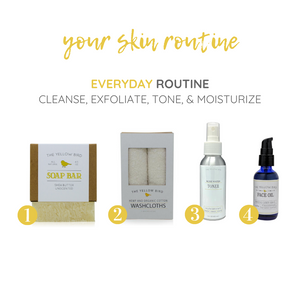 Calm & Soothe Routine Kit