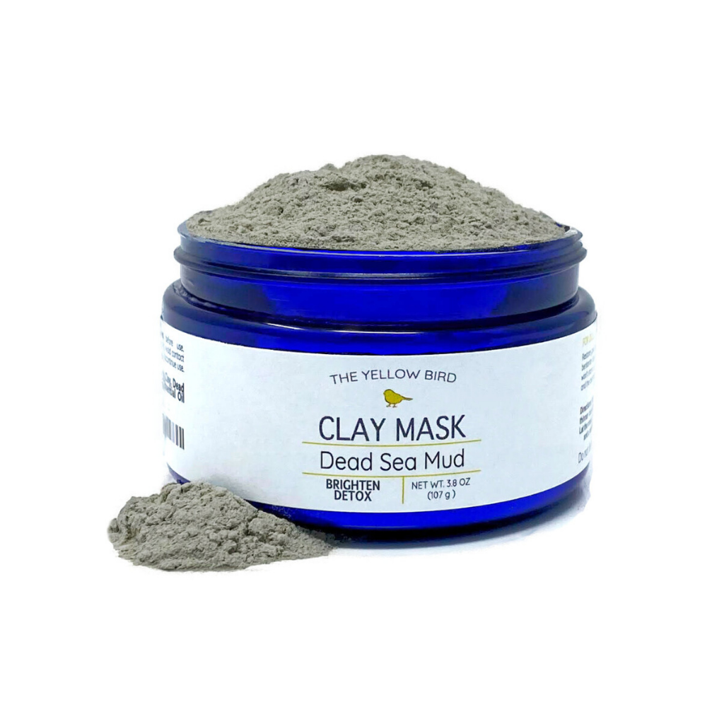 Dead Sea Mud Clay Mask