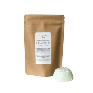Eucalyptus Shower Steamers