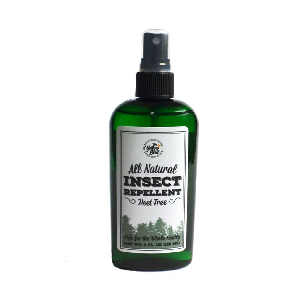 All Natural Chemical Free Insect Repellent