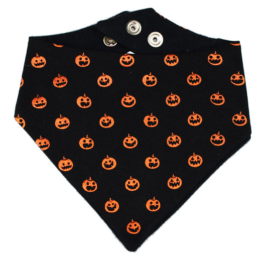 Metallic Pumpkin Bandana