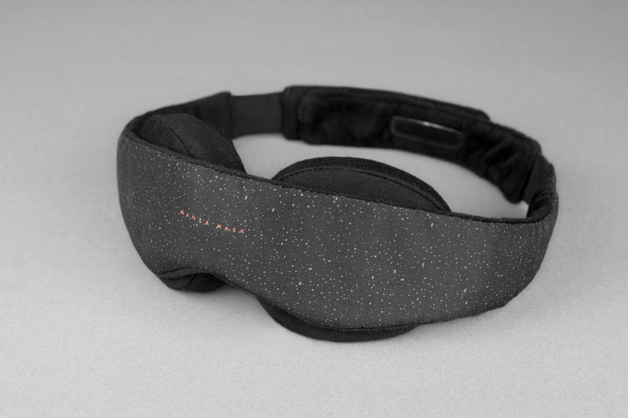 World's 1st Modular Sleep Mask