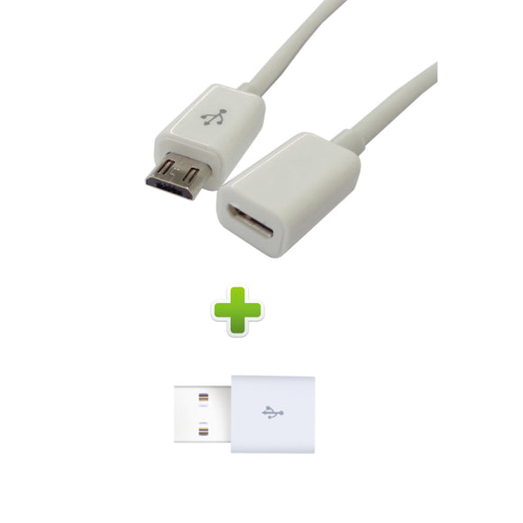 Micro USB Charger and USB Cable for Pendorra Stylus Pen