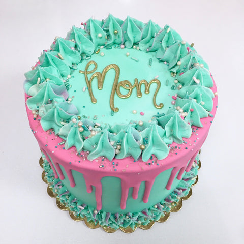 Candyland Mother's Day Cake