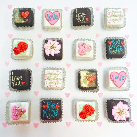 Love Day Petit Fours