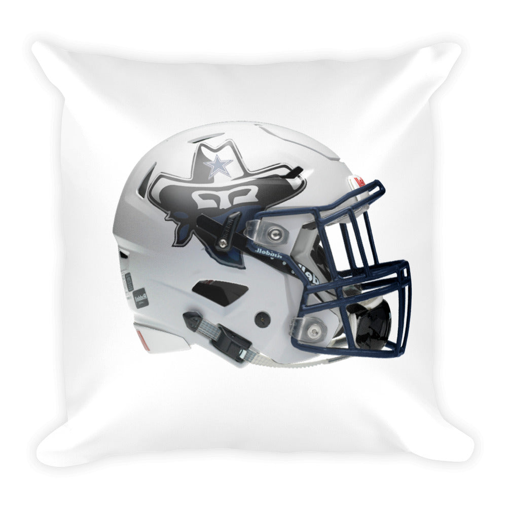 Anchorage Cowboys Square Pillow