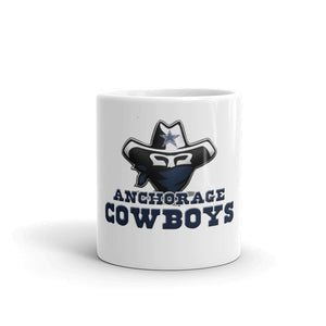 Anchorage Cowboys Team Mug